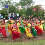 Rabindra dance
