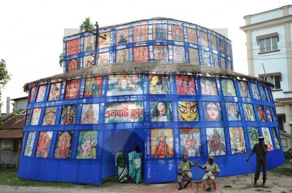 Albert Club of Bhati Abhoynagar.  (1)