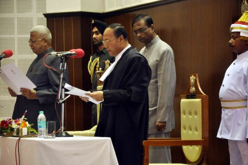 oath-taking-ceremony-of-new-high-court-justice-of-tripura-t-vaipe-at-governor-house-12