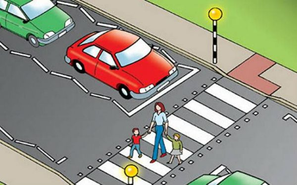 Road safety in north east india